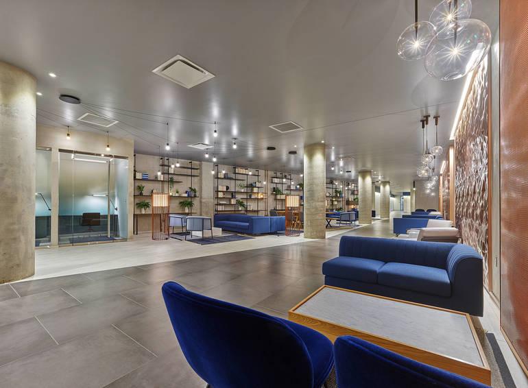 7 Seventy House Lobby Lounge