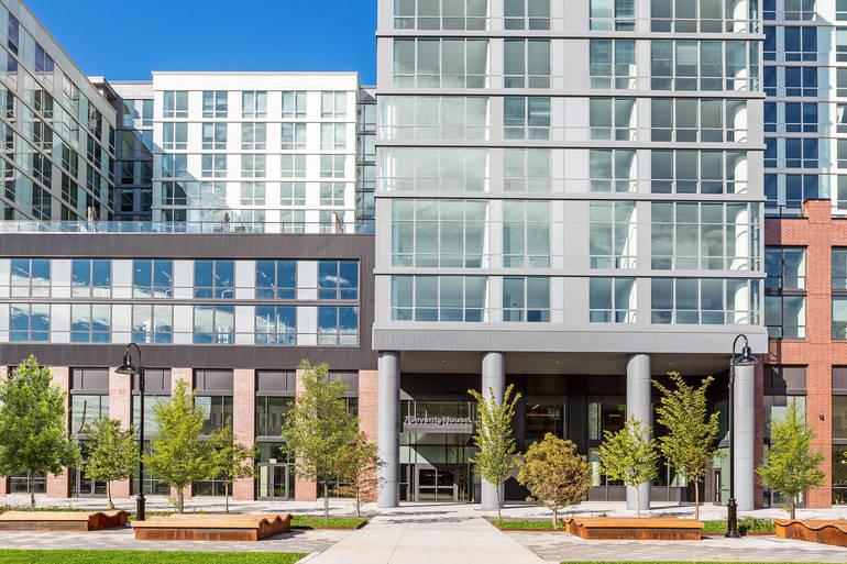 Digital Presentation at Brand New Hoboken Apartment Building Proves Vital For Internationally Relocating Renter