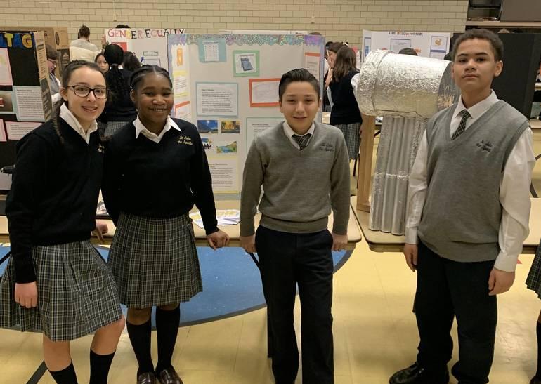 7th Grade STEM Winners.JPG