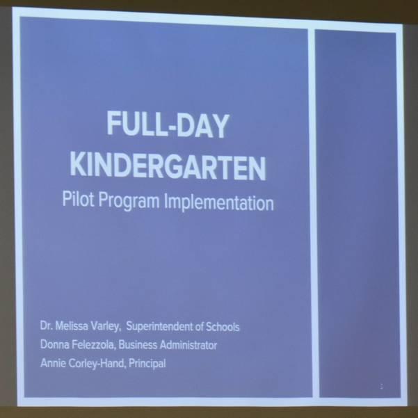 BH Full Day Kindergarten 2019 Pilot