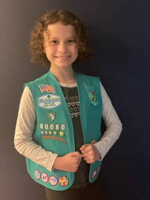Flemington Girl Scout Looking Out for the Earth