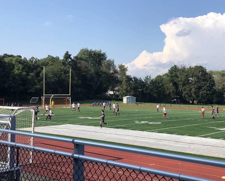 Madison Boys Soccer Game Opener