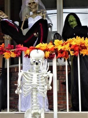 Bayonne in Photos: Spooky Scenes All Across City as Halloween Draws Near