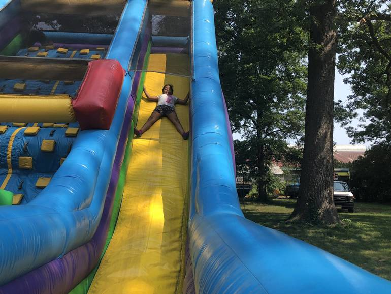 Paterson Children Enjoy 'Fun Day in the Sun'