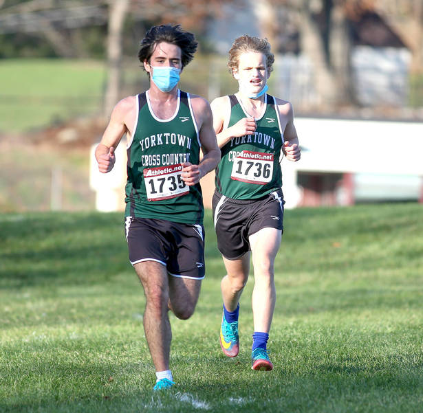 Cross Country: Yorktown's Leitner Named All-Section; McCarthy Commits to St. Bonaventure