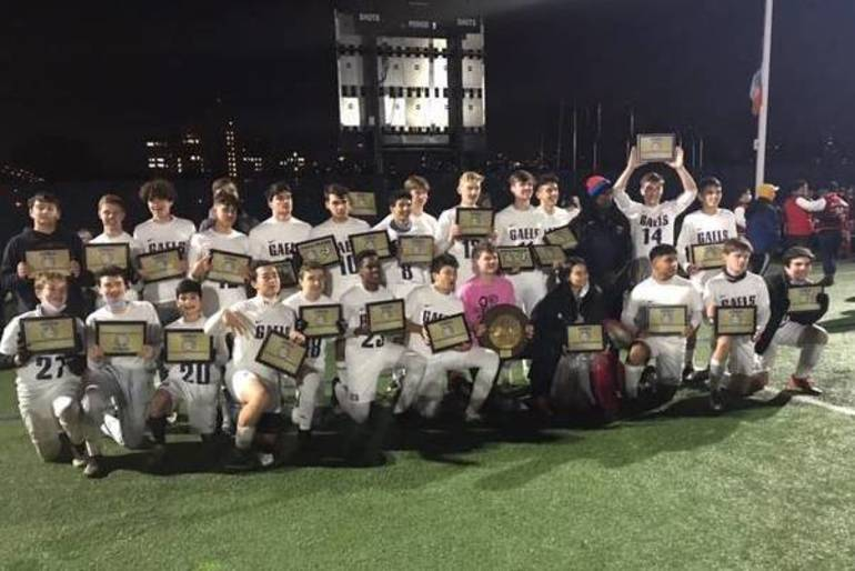 Boys Soccer: Kennedy Catholic Captures Third Straight Title