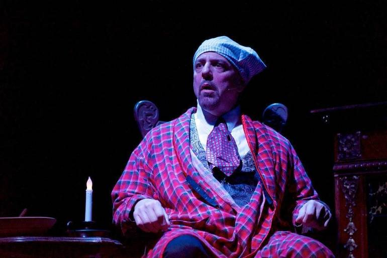 Happy Humbug: The One and Only Scrooge