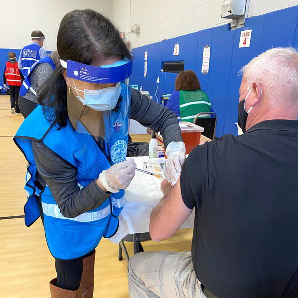 More Than Half of Bedford, Lewisboro Adults Vaccinated