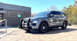 Yorktown Buys Its First Hybrid Police Interceptor