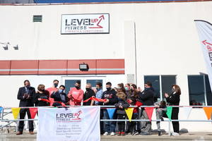 Grand Opening –Level Up Fitness Opens New Location in Yorktown