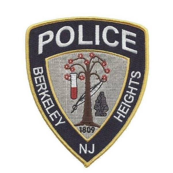 Berkeley Heights Police Department: Fostering Relationships in  Our Community & The 'Blue Line'
