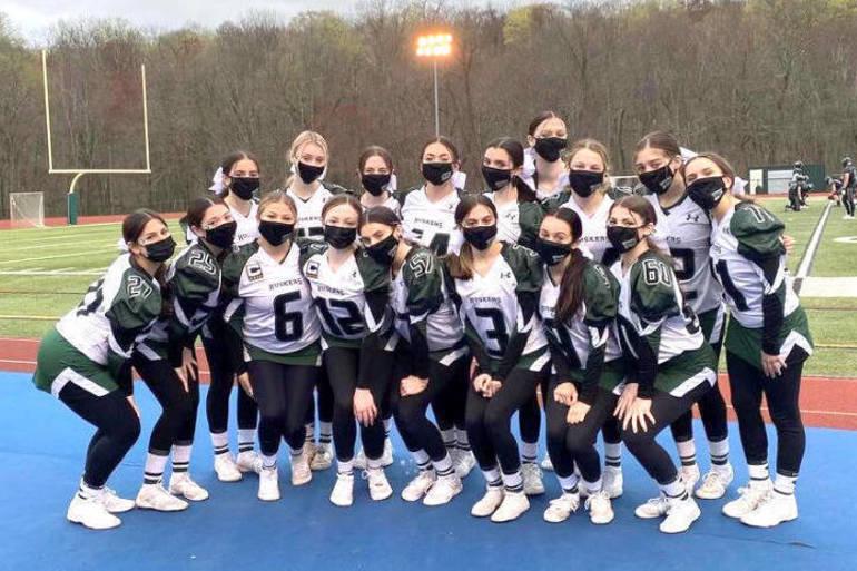 Cheerleading: Yorktown Wins Section 1 Large School Title