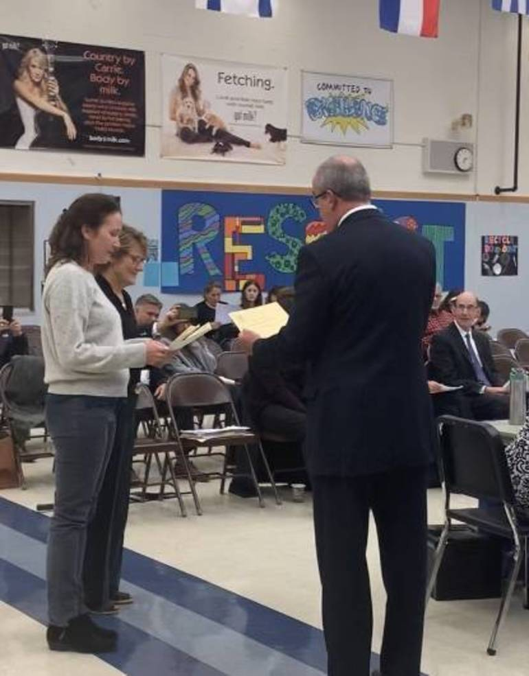 Watchung Board of Education Swears in Two New Members, Welcomes New Principal and Superintendent 8832D2AD-DD41-43D4-8775-C5AAA5D06F1B.jpeg