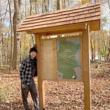 John Jay Sophomore Improves Bedford Park for Eagle Scout Project