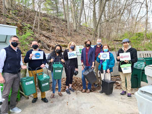 Curbside Compost Partners with Bedford
