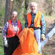 Photos: 32nd Battle of Yorktown Litter Cleanup