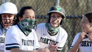 Yorktown, Lakeland Softball Teams Start Seasons with Wins