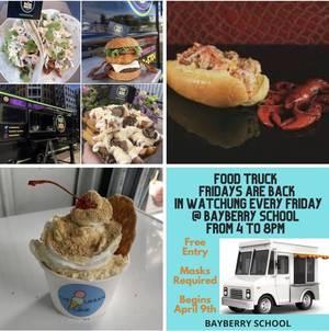 Food Truck Fridays Return to Watchung April 23
