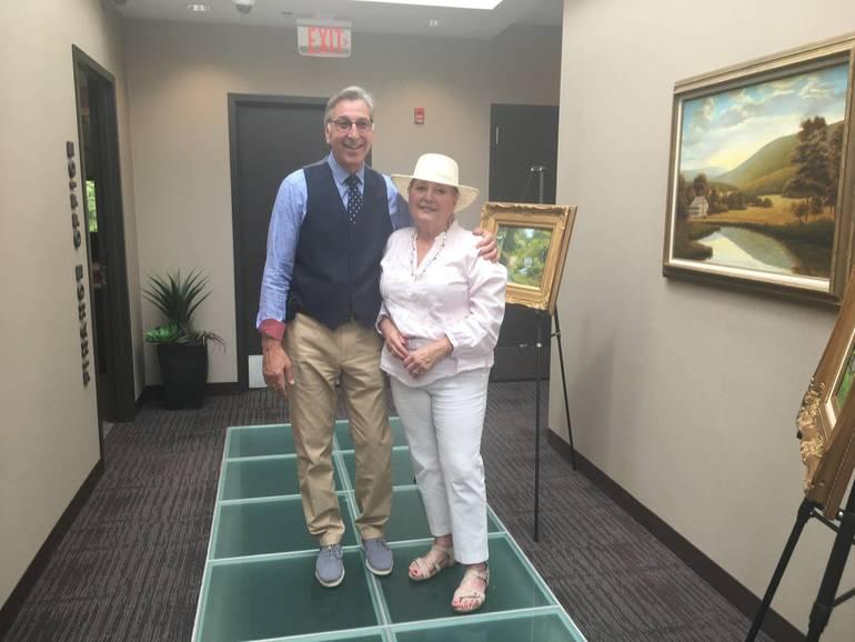 Warren Mayor Accepts Donation of Artwork by Ralph Garafola8AD91A8D-1C18-49C7-9E21-DB569C60B832.jpeg