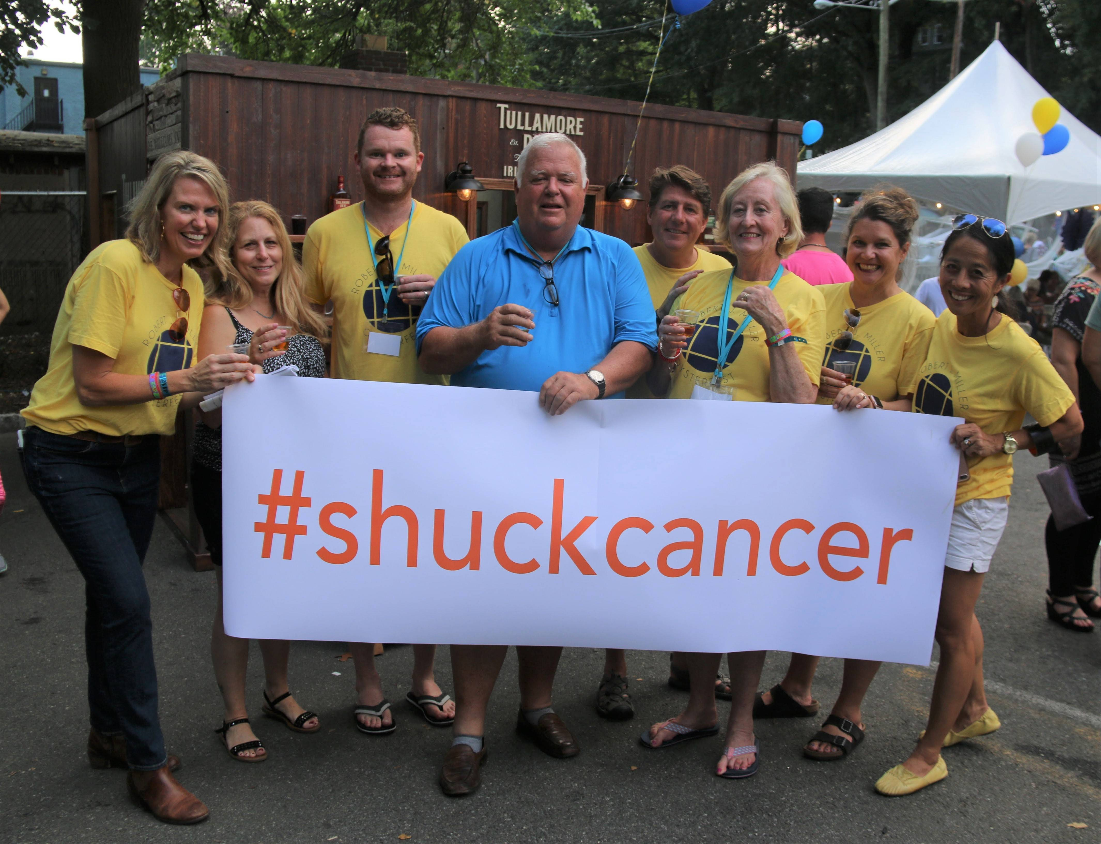 Oysterfest for Melanoma Awareness is September 15 in Maplewood