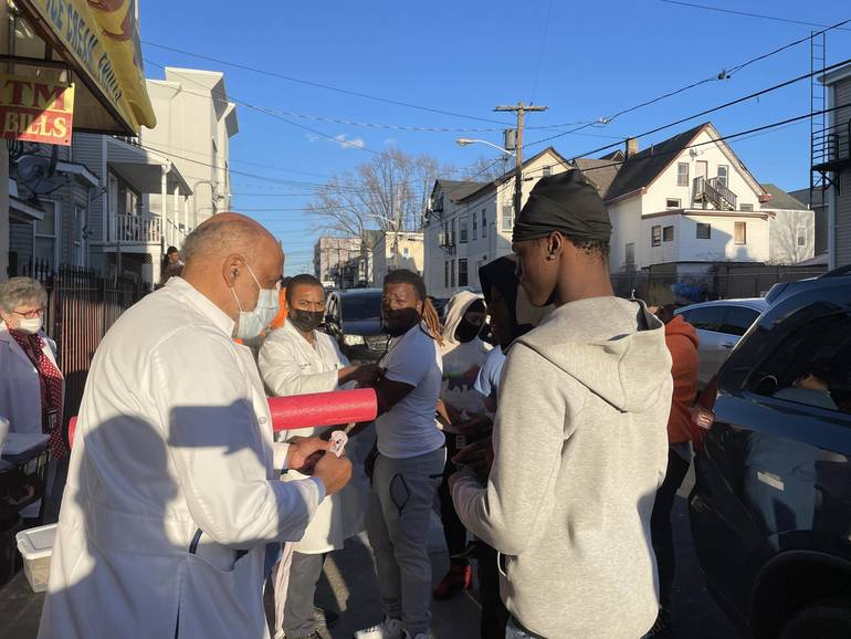 Paterson Healing Collective Sets out to 'Stop the Bleed' and the Violence