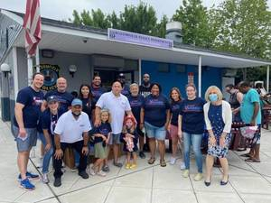 Bloomfield Annual Backpack Giveaway a Huge Success