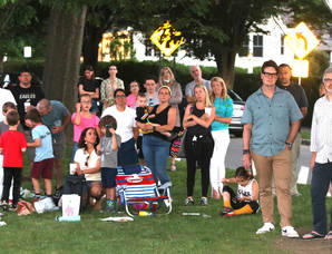Katonah Residents Gather for a 'Night of Reflection'
