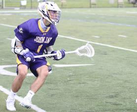 Boys Lacrosse: John Jay Puts up Fight Against Top-Seeded Rye