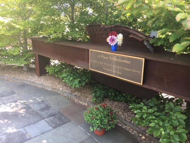 9/11 Memorial, Dunham Park