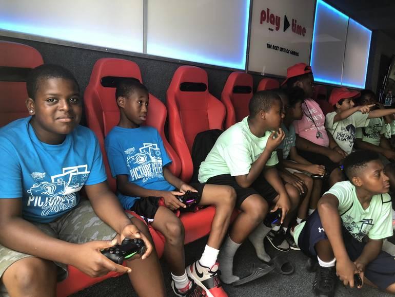 Paterson Children Enjoy 'Fun Day in the Sun'