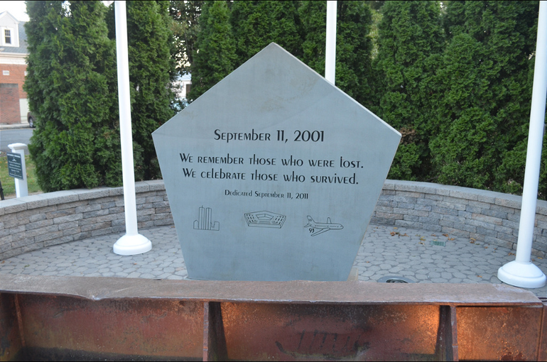 9/11 Memorial in Scotch Plains.png