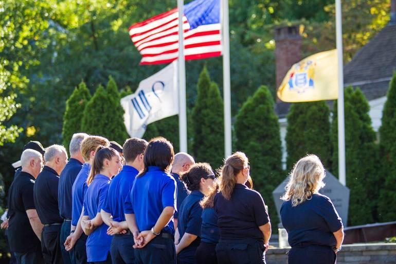Sept. 11 Memorial in Scotch Plains
