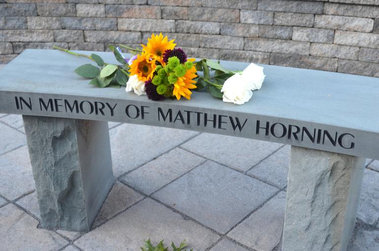Memorial for Scotch Plains resident Matt Horning
