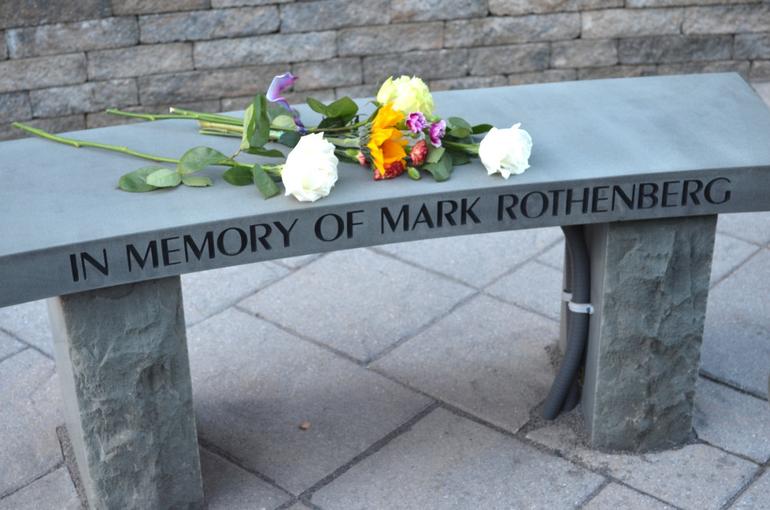 Memorial for Scotch Plains resident Mark Rothenberg