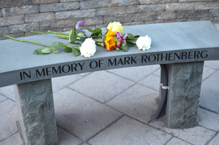 Memorial for Scotch Plains resident Mark Rothenberg