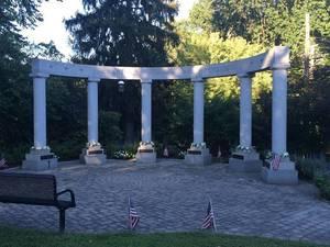 Cranford's 9/11 Memorial Service