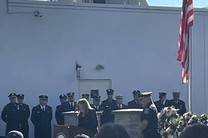Kenilworth's Traditional Sept. 11 Memorial Ceremony Remembers Those Lost