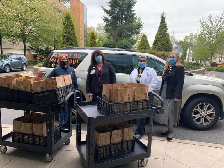 Nurses Day Delivery