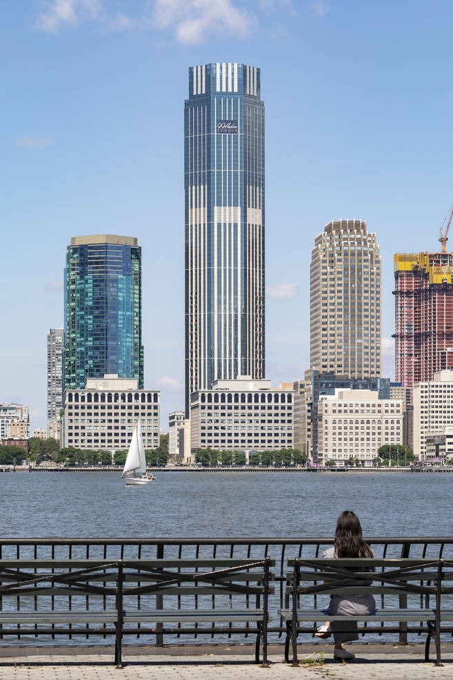 Closings Underway at 99 Hudson as Jersey City High-Rise Reports ...