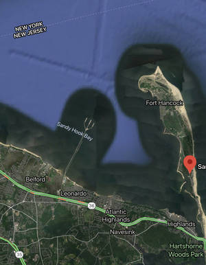 Sandy Hook Bay Drowning Claims Life of Scott Sabisch of Glenwood