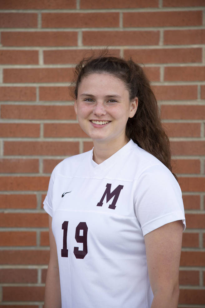 Madison's Emma Torkelson Receives 2021 National Girls & Women in Sports Day Award
