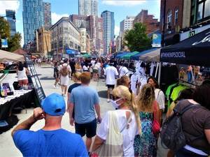 TAPinto Jersey City Photos: All About Downtown Festival A Success