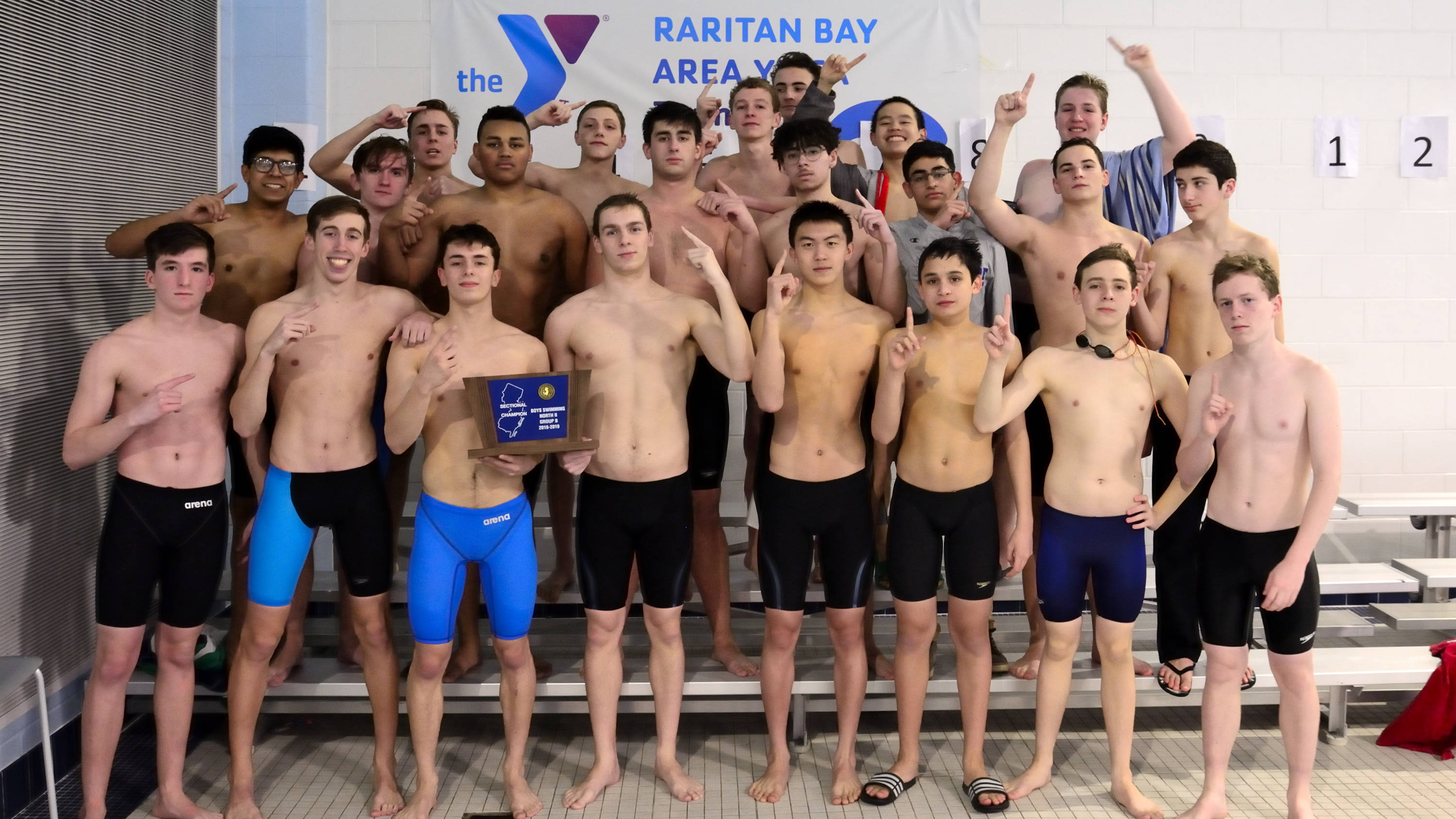 2019 North Jersey, Section 2, Group B Sectional Champions