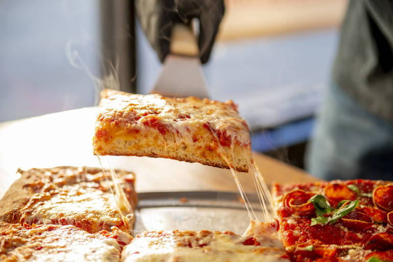 How An Italian Food Photoshoot Turned into a Feast for the Essential Workers of Maplewood, NJ