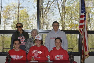West Essex Track Team Member Vivian Onnembo Signs to Attend College
