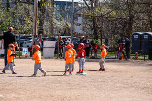 Maplewood, South Orange Rec Baseball in Full Swing
