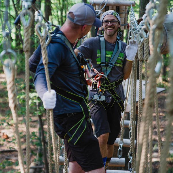 FLG X NJ Adventure Course in Roxbury is Hiring Staff Members