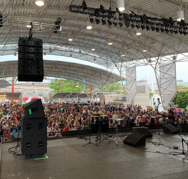 a1 The crowd at Summerfest when Chasing Paragon played.jpg