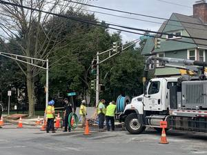 Bloomfield Urges Residents to  Boil Water Before Using it After Water Main Break