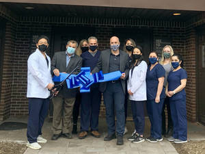 New Dental Practice Holds Ribbon-Cutting in West Caldwell